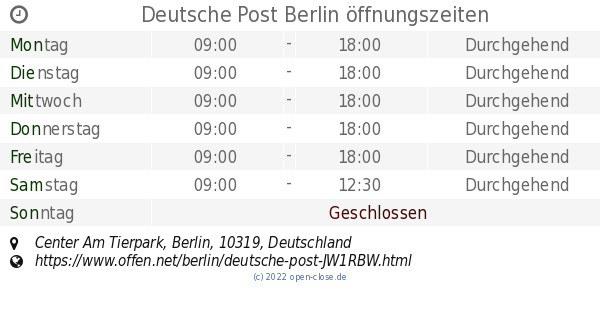 Deutsche Post Tierpark