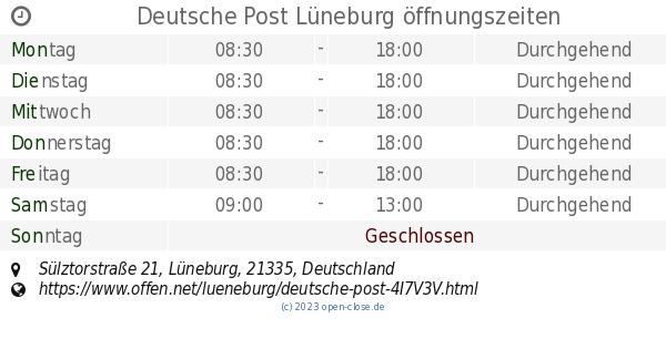 sülztorstraße lüneburg